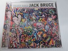 Jack Bruce Silver Rails 2014 Near MInt CD
