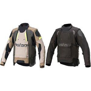 Alpinestars Jacke Textil Halo Drystar - Herren Motorradjacke inkl. Regenjacke
