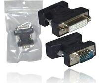 Adattatore DVI/VGA DVI 24+5 Femmina / VGA Maschio Convertitore