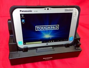 ▲Panasonic ToughPad FZ-M1 - 1.60GHz Core i5 - 256GB - 8GB RAM - 4G + DOCK!▲