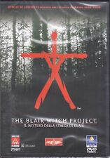 Dvd **THE BLAIR WITCH PROJECT ♦ IL MISTERO DELLA STREGA DI BLAIR** nuovo 1962
