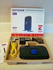 NETGEAR N600 Dual Band Wi-Fi Router (WNDR3400100NAS)