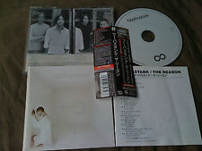 HOOBASTANK / the reason /JAPAN LTD CD OBI bonus track