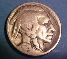 1923-S Buffalo Nickel *Nicer Circulated *Scarce Early Date *Make Offer* & Save*