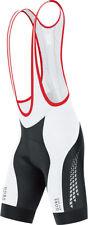 NEW GORE men's XENON 2.0 bib shorts | SMALL | black/white | FREE SHIP