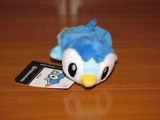 Awake PIPLUP Penguin Pokemon Center Poke Plush Kuttari Cutie bean bag doll NEW