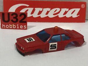 Carrera servo 160 Bodywork BMW 633 Csi Safety Red Bus