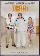 Terri (DVD, 2011) Jacob Wysocki - Creed Bratton - John Reilly - New Drama