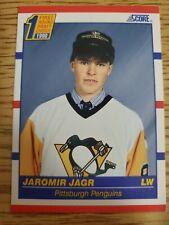 1990-91 Score #428 Jaromir Jagr RC