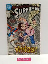Superman #15 - DC comics March 1988 - FN range