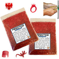 Quality Beads Injection Wax Flexible Red Wax Jewelry Lost Wax Casting 2 Pound
