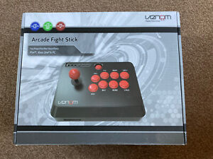 Venom 8-Button Arcade Fight Stick (PS4 / Xbox One / PC)
