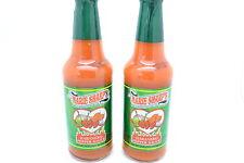 2 Marie Sharp's Mild Habanero Pepper Sauce Large 10 oz