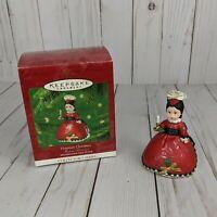2001 Hallmark Madame Alexander Victorian Christmas Keepsake Ornament w/Box 6th
