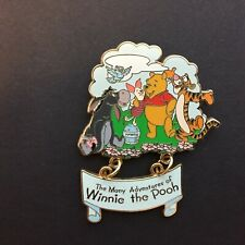 The Many Adventures of Winnie the Pooh - Attraction Logo Disney Pin 49706