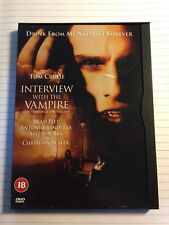 Interview with the Vampire DVD played once