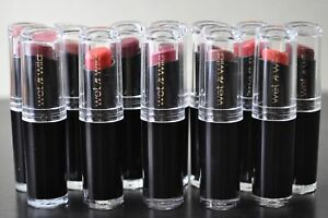 Wet N Wild Mega Last Matte Lip Color Lipstick CHOOSE YOUR COLOR Free Ship