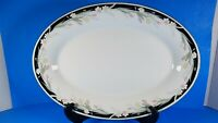 Crown China Jian Shiang Michelle Floral Pattern Serving Platter