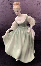 "Royal Doulton Porcelain Figurine ""Fair Lady"" HN2193 1962"