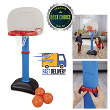 Childrens Basketball Hoop Kids Toddler Gamehoop Little Tikes Indoor Outdoor