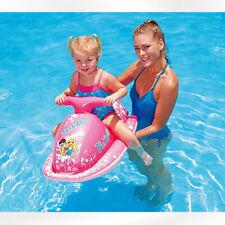 Confezione Moto Gonfiabile Rosa Per Bambine Moto Per Piscine Casa Mare