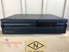 New listing Nakamichi Cd Player 3 MusicBank System 6 + 1 Player - Parts Only