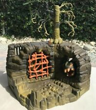 Vintage MOTU Masters of the Universe Fright Zone Playset loose He-Man Horde