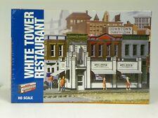 "Walthers/Cornerstone Ho U/A ""White Tower Restaurant"" Plastic Model Kit"