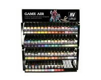 Acrylic paint for airbrushing/modeling Vallejo GAME AIR - CHOOSE COLOUR