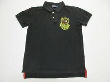 Polo Ralph Lauren International Challenge Cup 1967 Shirt Men's Size Small Black