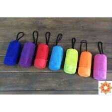Karamelo toalla de microfibra para gimnasio o piscina 50 x 100 cm.  Turquesa