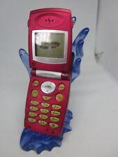 Samsung SGH A400 - Red (Unlocked) Cellular Phone