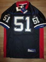 Takeo Spikes #51 Buffalo Bills NFL Reebok Jersey 52 XL NEW Rookie