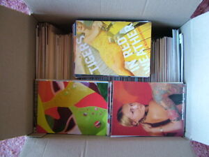 4 kg Box/Bulk Lot Unused MODERN ADVERTISING / RACK Postcards.