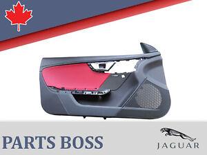 Jaguar F-Type 2014-2020 OEM Door Interior Trim Panel Left T2R10440YTZ