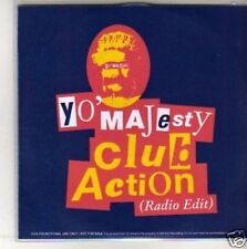 (M699) Yo! Majesty, Club Action - DJ CD