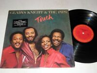 GLADYS KNIGHT & PIPS Touch COLUMBIA VG++/NM- Shrink