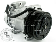 New A/C Compressor With Clutch Air Conditioning Fits: 94-05 Dodge Ram 2500-3500