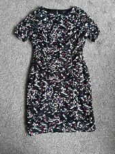 Marks And Spencer Size 12, Petite Navy Dress