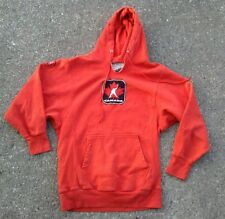 Team Canada Hockey Hoodie Sweater ~ Men's XS Extra Small ~ Red w/ Pouch