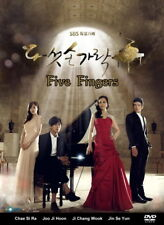 Five Fingers - 2012 Korean TV Series - English Subtitle