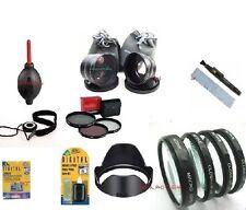 52mm PRO Shooters Lens Kit For For Pentax K20 K30 K50 KX K3 K5 K50018-55mm