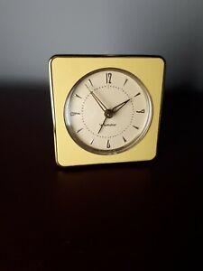 Vintage 1950's Westclox Alarm Clock Made in Scotland