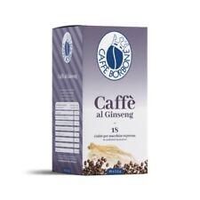 18 Cialde Caffè al Ginseng - Filtro in Carta da 44mm - Caffè Borbone