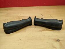 Vintage MTB BMX black palm cobra handlebar grips Stumpy D1