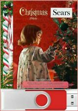 Vintage 1966 Sears Christmas Wishbook / Catalog On USB Drive See Pictures