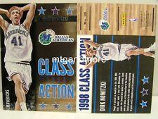 Panini NBA (Adrenalyn XL) 2013/2014 - #015 Dirk Nowitzki 1998 - Class Action