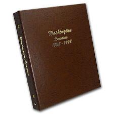 Dansco Album #7140 - Washington Quarters 1932-1998 - SKU #541