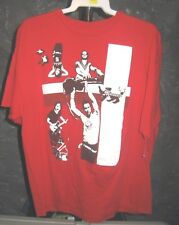 Maroon 5 Classic Red Maroon 5 Extra Large T-Shirt
