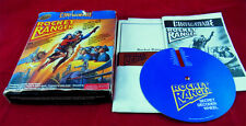 C64: Rocket Ranger - Cinemaware 1987 mit OVP